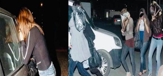 خطير وبالصورة.. تفكيك عصابة تستغل قاصرات لممارسة الدعارة في شهر رمضان بمدينة الخميسات✍️👇👇👇