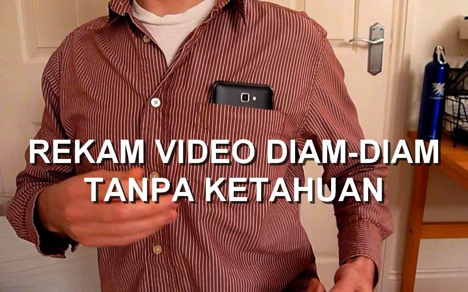 Cara Merekam Video Diam-diam Tanpa Ketahuan Walau Layar Ponsel Mati (jrin.net)