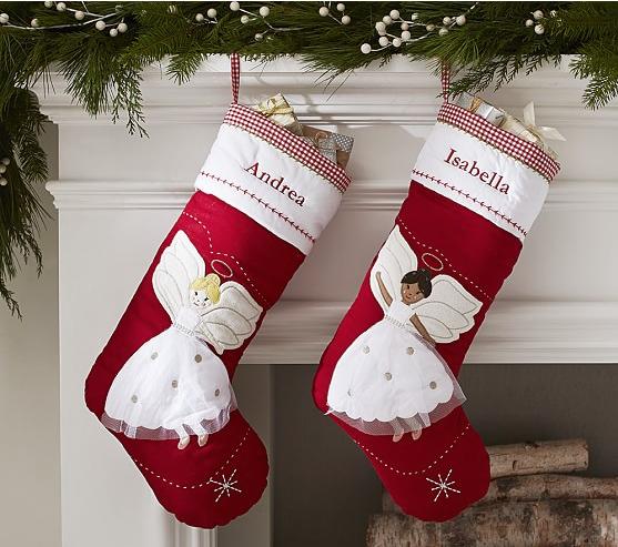 Christmas Stockings Pottery Barn.Makin It In Memphis Christmas Stocking