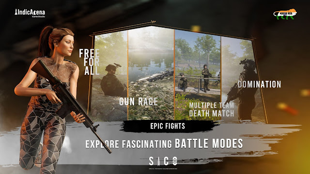 SICO Mobile Modes