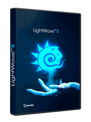 Lightwave 3D box