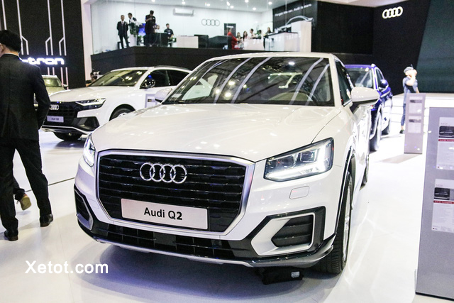 Audi Q2 2020 review launched VMS 2019 - Crossover personality for young people
