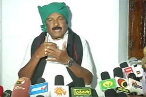 Vaiko speaks about 570 crore money seized at Tirupur