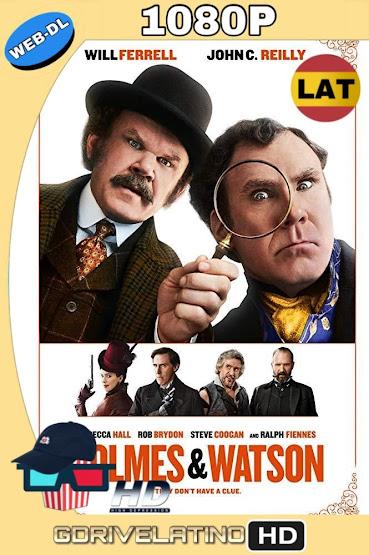 Holmes & Watson (2018) WEB-DL 1080p Latino-Ingles MKV