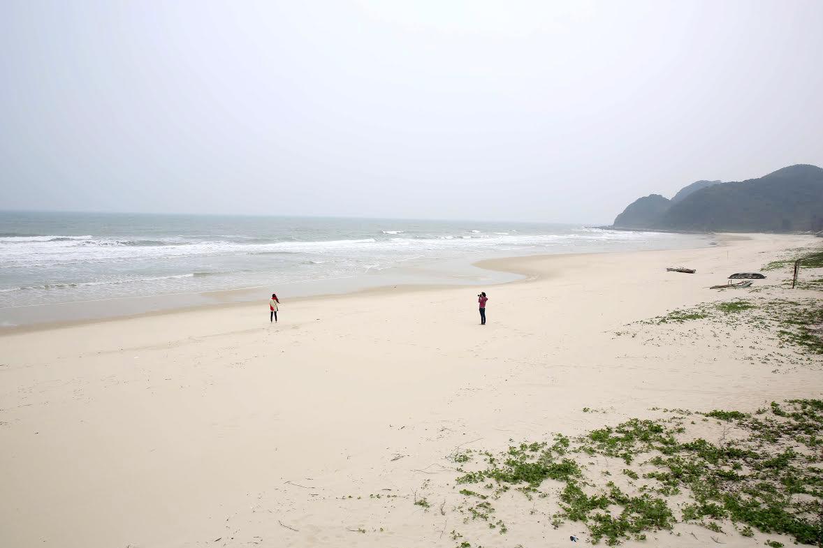 Hình ảnh khu du lịch đảo Quan Lạn Minh Châu