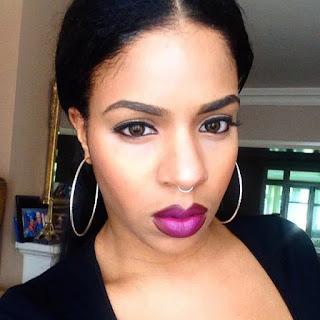 My rumoured romance with Chris Brown cost me my relationship - Venita Akpofure-Tarka
