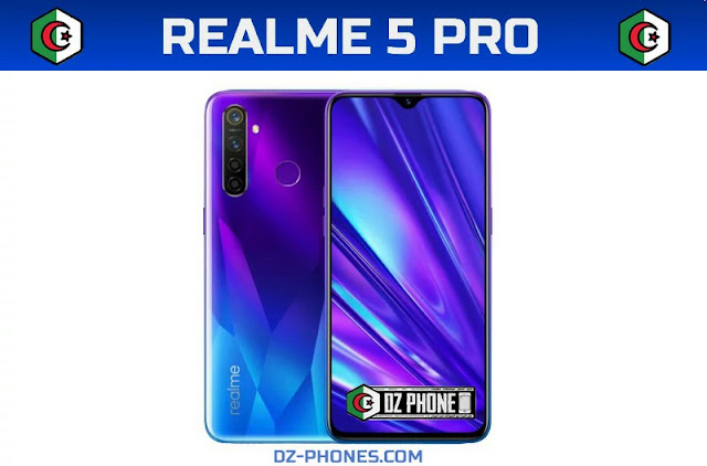 Realme 5 Pro سعر ومواصفات في الجزائر REALME 5 PRO PRIX ALGERIE