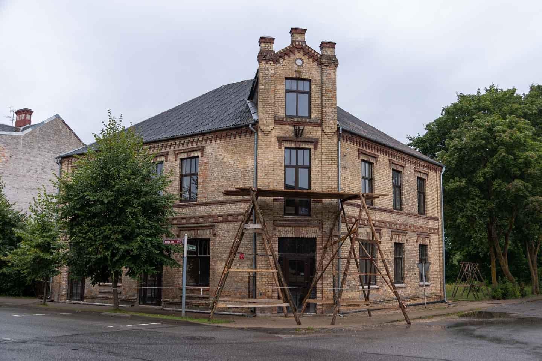 Auce ēka