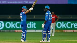 DC vs KXIP 2nd Match IPL 2020 Highlights