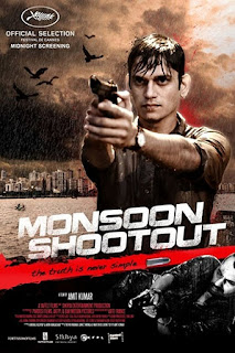 Monsoon Shootout (2017) Movie 720p Web-DL – 640MB