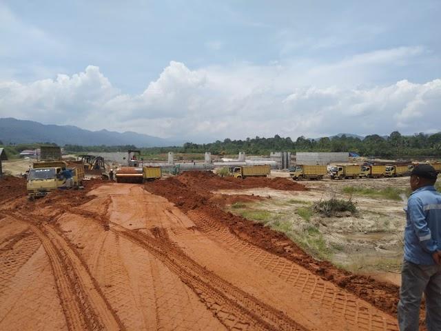 Akibat Refocusing, Pembangunan Bendungan Batang Toru Pahae Terancam Berhenti