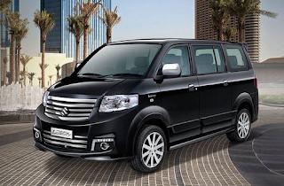 Harga Mobil Suzuki Apv Luxury