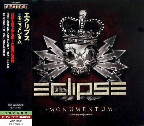 ECLIPSE - Monumentum [Japanese Edition] (2017) full