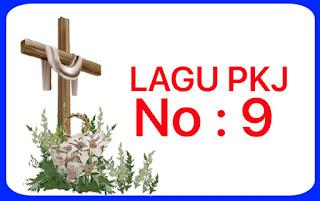 Lagu PKJ 9 Dengan Malaikat, Angkatlah
