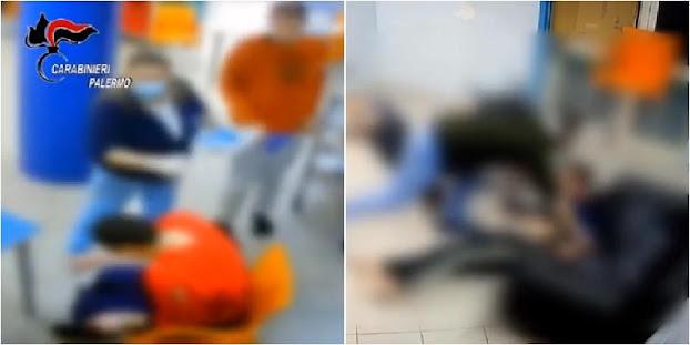 Palermo: maltrattamenti in un centro per disabili, blitz dei carabinieri (VIDEO)