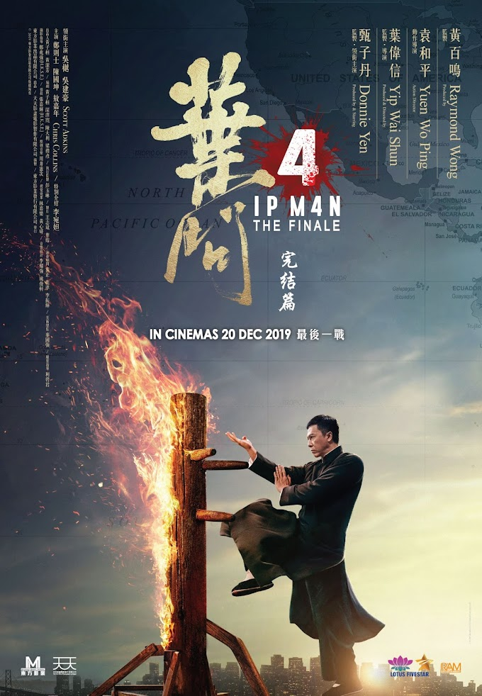 Review Filem Ip Man 4: The Finale