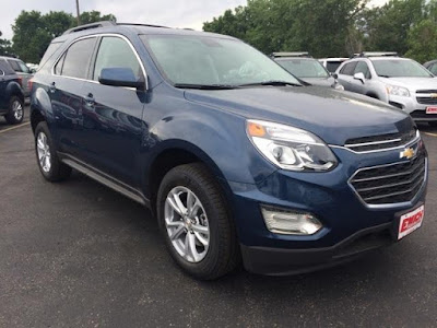2017 Chevy Equinox at Emich Chevrolet Lakewood Colorado