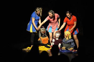 """Espetáculo """"Para gelar a Alma"""" é atração no Teatro do Sesc Registro-SP"""