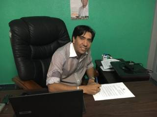 TCE aprova contas do prefeito Nelinho Costa da cidade  de Cacimba de Dentro PB