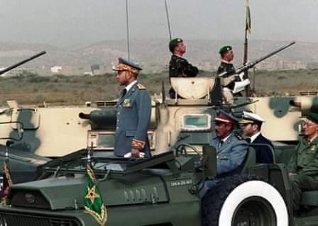 بقيادة جلالة الملك محمد السادس نصره الله  المغرب يتجه نحو تطوير صناعته العسكرية