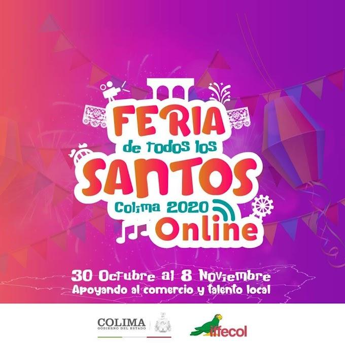 Feria de Todos los Santos Colima 2020