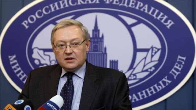 Rusia advierte a EEUU de no 'jugar con fuego' por sanciones