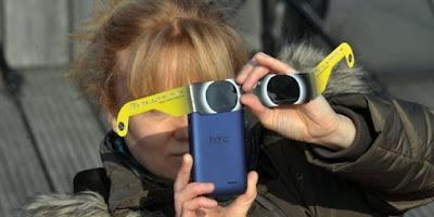 Tips Aman Foto Gerhana Matahari Pakai Smartphone