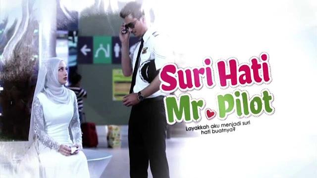 Suri Hati Mr.Pilot Episod 12 (Tonton Full Episod)