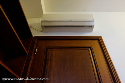 Hotel Review: Lokasi AC di Hotel Amira, Bandung