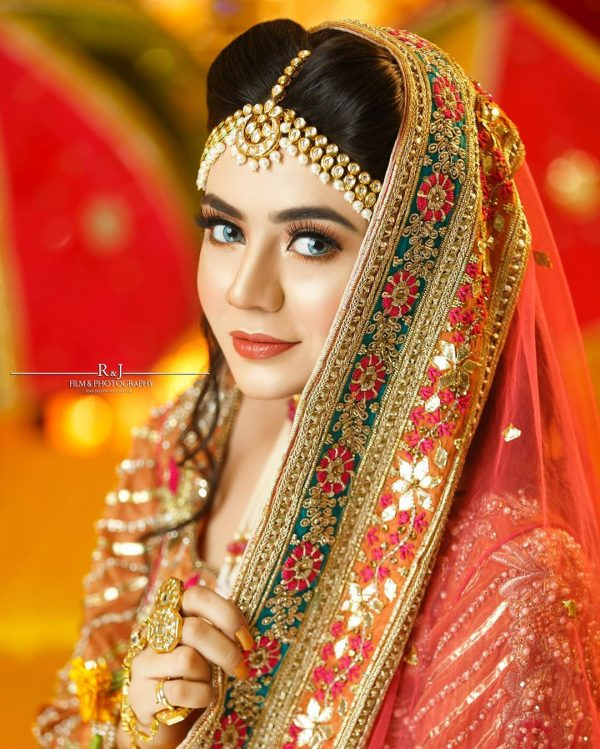 Tiktok star Areeka Haq new Photoshoot is Bridal Inspiration