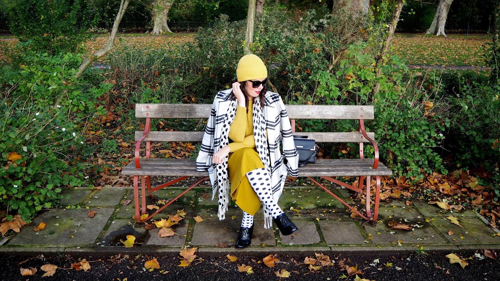 sitting in Bishop's Park