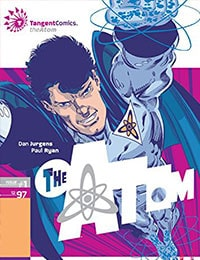 Tangent Comics/ The Atom