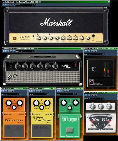download music production studio download vst guitar amps simulanalog marshall. Black Bedroom Furniture Sets. Home Design Ideas