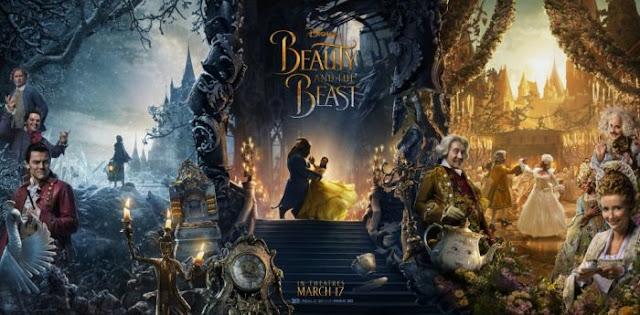 """É divulgado o novo trailer de """"A Bela e a fera"""""""