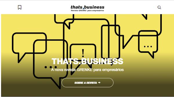 Grenke lança nova revista digital para o mercado empresarial