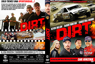 Dirt - Cover DVD