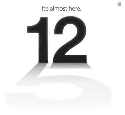 12th september iphone launch