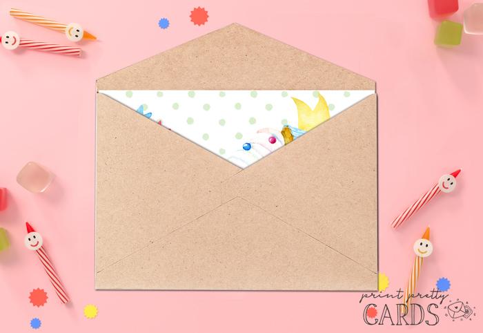 Greeting Card Envelopes