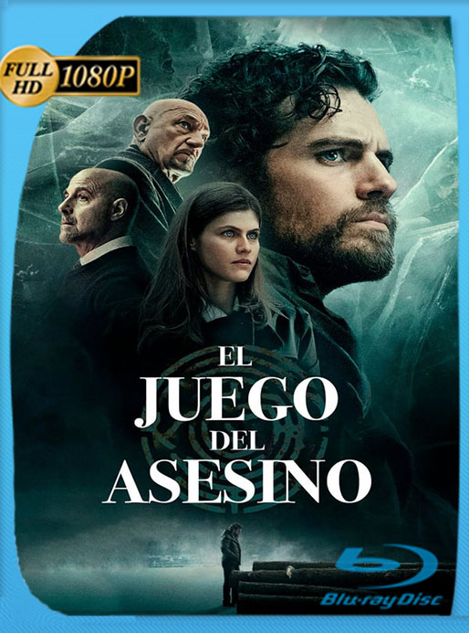 En el Juego del Asesino Latino (Night Hunter) (2019) 1080p BRRip [Google Drive] Tomyly