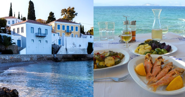 Νησί με πεντακάθαρα νερά, που τρως, πίνεις και κοιμάσαι με 50€ τη μέρα
