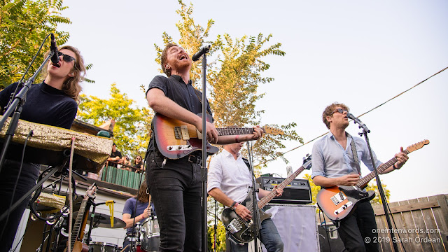 Fast Romantics at Royal Mountain Records Goodbye to Summer BBQ on Saturday, September 21, 2019 Photo by Sarah Ordean at One In Ten Words oneintenwords.com toronto indie alternative live music blog concert photography pictures photos nikon d750 camera yyz photographer summer music festival bbq beer sunshine blue skies love