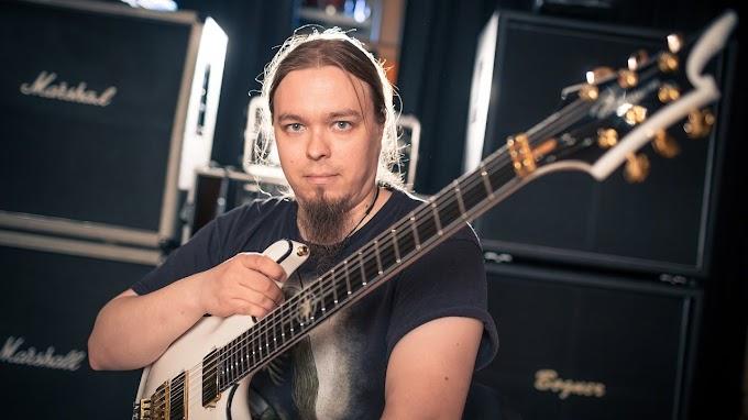 """#Entrevista con Matias Kupiainen (Stratovarius): """"Tenemos mucha energía acumulada para Chile"""""""