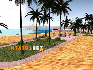 Los Santos Beach Texture
