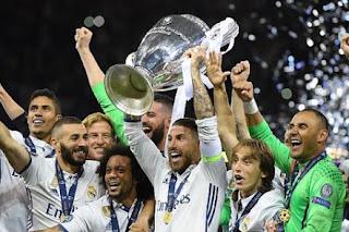 Sejarah Piala Champion