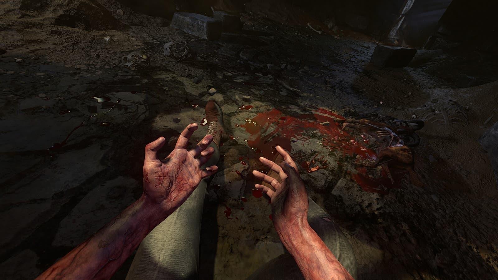 Рецензия на игру Amnesia: Rebirth - неплохой, но безнадёжно устаревший хоррор - 04