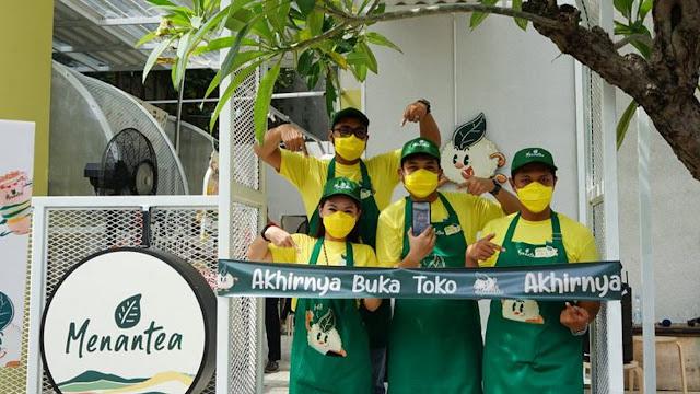 Lowongan Kerja Barista dan Chasier Menantea Kota Serang