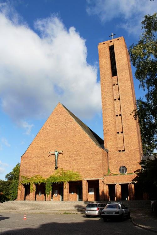 Jesus-Christus-Kirche Dahlem