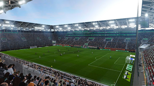 PES 2020 WWK Arena Augsburg by martinza