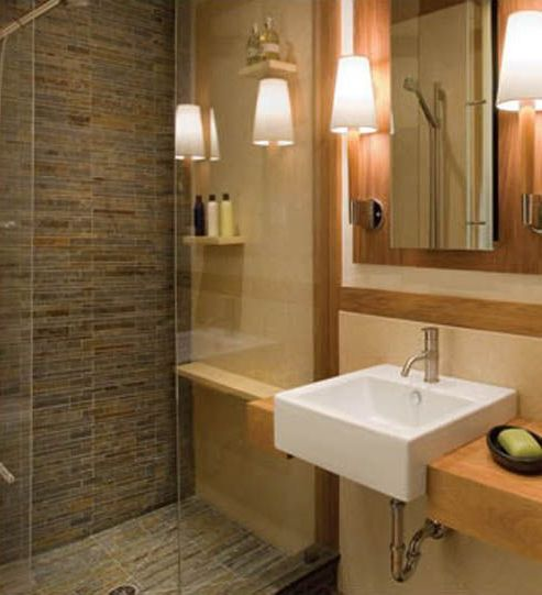 Coolawesome Bathroom Designs Ideas For Small Apartment In Bathroom Design Apartment Bathroom: 20 Extraordinary Wooden Touch For Bathroom Decorating Ideas