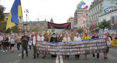 Україна відзначила День незалежності